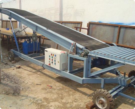 Loading Unloading Conveyors