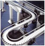 Modular Slat Chain Conveyor