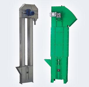 centrifugal discharge bucket elevator