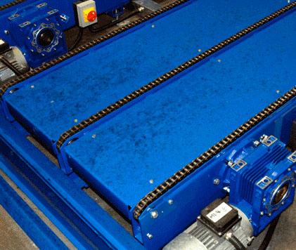 Heavy duty Chain conveyors
