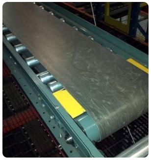Roller-on-Bed-Horizontal-Belt-conveyor